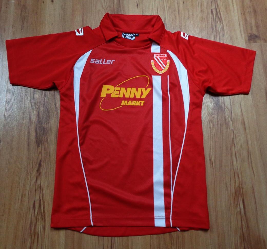 2009-10 Energie Cottbus Home Shirt XS