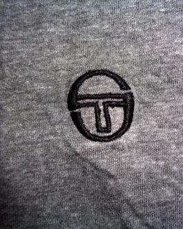 SERGIO TACCHINI T-Shirt Casual Classic Grey Size M Medium