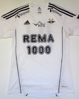 2010/11 ROSENBORG TRONDHEIM Home Football Shirt M Medium White Adidas #14