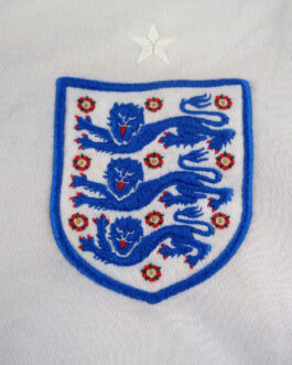 2010/12 ENGLAND Home Football Shirt S Small White Umbro
