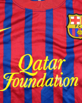 2011/12 BARCELONA FCB Football Home Shirt S Small Nike