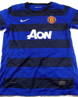 2012/13 MANCHESTER UNITED Third Football Shirt XLB Extra Large Boys #13 JOE COLE