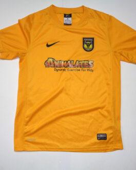 2013/14 OXFORD UNITED Home Football Shirt LB Large Boys Yellow Nike