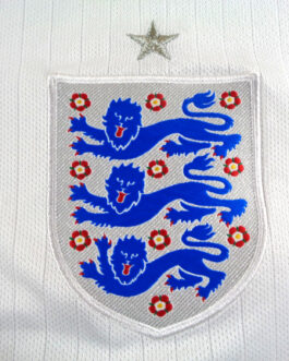 2014/16 ENGLAND Home Football Shirt L Large White Nike