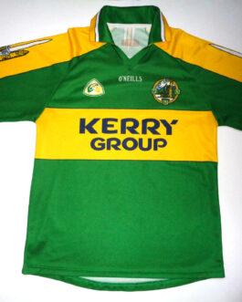 CIARRAI KERRY GAA O'Neills Home Shirt Gaelic Ireland Size L Large