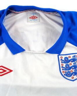 2011/13 ENGLAND Training Football Shirt L Large White Umbro