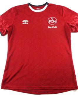 2016/17 FC NURNBERG Training Football Shirt M Medium Red Umbro