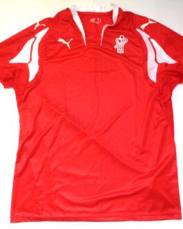 DENMARK DHF Handball Shirt Jersey Size XL Extra Large Red Puma