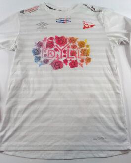 FREDRIKSTAD FK Home Football L/S Shirt S Small White Umbro #14