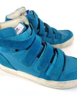 Adidas Originals A.039 High Turquoise Sneakers US 8.5 UK 7 EUR 40 2/3