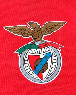2011/12 BENFICA LISBON Training Blouse Football Shirt S Small Red Adidas