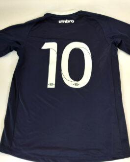 2015/16 CLUBE DO REMO Home Football Shirt M Medium Navy Blue Umbro