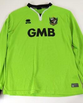 2015/16 PORT VALE Third 3Kit L/S Football Shirt XS Extra Small Green Errea