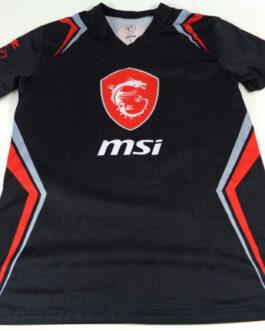 MSI True Gaming eSports Cybersport Shirt XL Extra Large