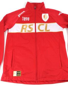 STANDARD LIEGE Tracktop Track Jacket Training Football Shirt S Small Joma