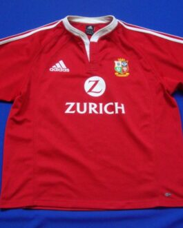 4 NATIONS NEW ZEALAND 2005 Rugby Union Shirt Vintage Red XL Extra Large Adidas